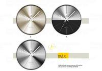 Designové nástěnné hodiny 00841N Lowell 39cm 170446 Lowell Italy Hodiny