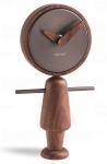 Designové stolní hodiny Nomon Nene NT 22cm 172455