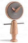 Designové stolní hodiny Nomon Nene RT 22cm 172456