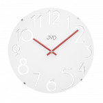 Designové dřevěné hodiny JVD HT076 156502 Hodiny