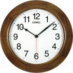 Designové nástěnné hodiny 00504N Lowell 30cm 173134