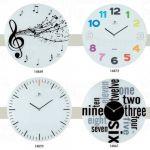 Designové nástěnné hodiny 14872 Lowell 38cm 163838 Lowell Italy Hodiny