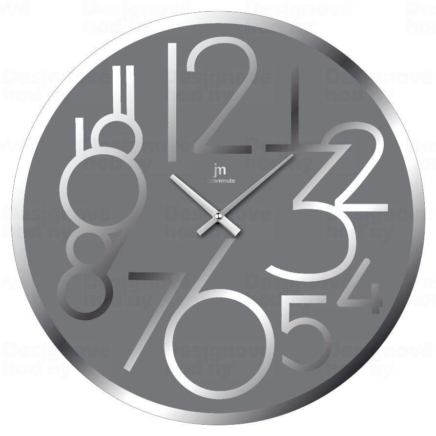 Designové nástěnné hodiny 14892G Lowell 38cm 173219 Lowell Italy Hodiny