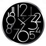 Designové nástěnné hodiny 14892N Lowell 38cm 173217