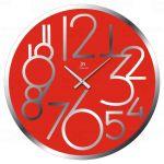 Designové nástěnné hodiny 14892R Lowell 38cm 173218