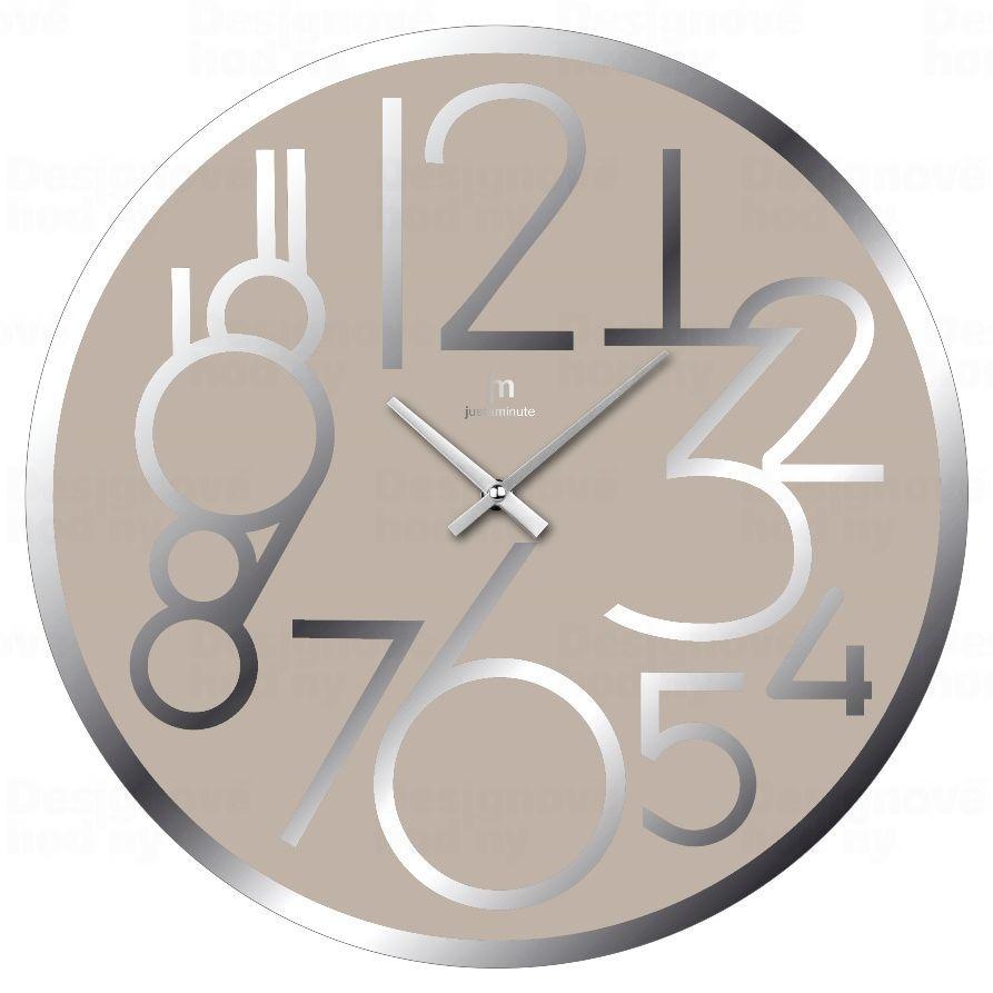 Designové nástěnné hodiny 14892T Lowell 38cm 173212 Lowell Italy Hodiny