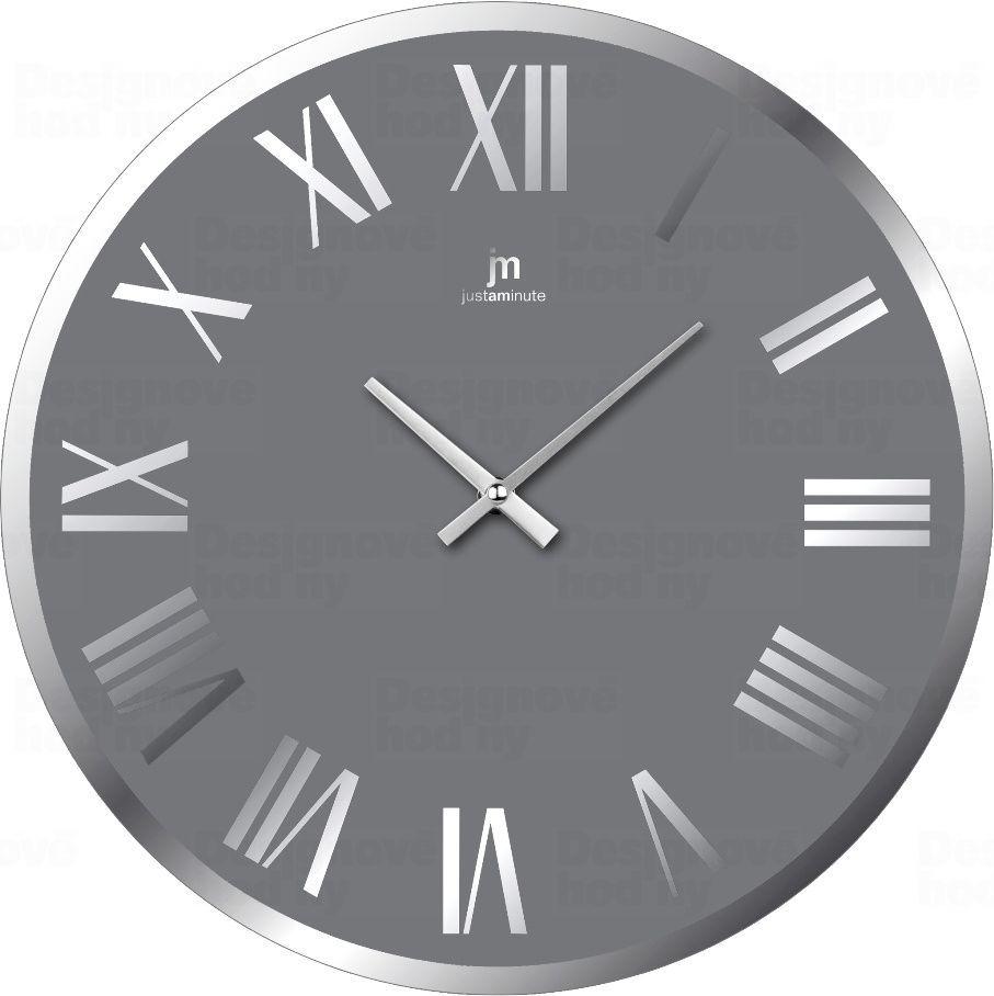 Designové nástěnné hodiny 14893G Lowell 38cm 173213 Lowell Italy Hodiny