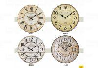 Designové nástěnné hodiny 21456 Lowell 34cm 164294 Lowell Italy Hodiny