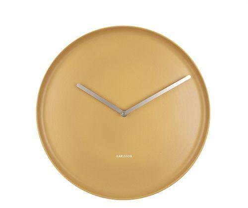 Designové nástěnné hodiny 5786YE Karlsson 35cm 173278 Hodiny
