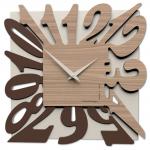 Designové hodiny 10-032-85 CalleaDesign Dalilah 37cm 173446