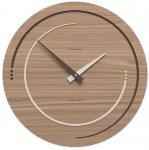 Designové hodiny 10-134-85 CalleaDesign Sonar 46cm 173434