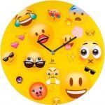 Designové nástěnné hodiny 14883 Lowell 34cm 173454